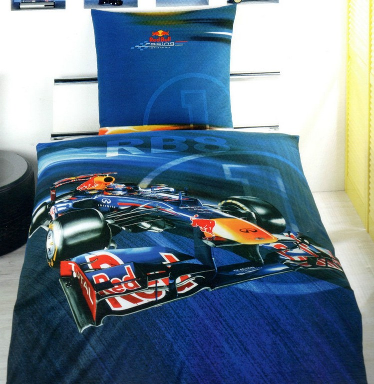 Bettwsche Red Bull Racing Formel 1 Sebastian Vettel 155 X 220 for measurements 975 X 1000