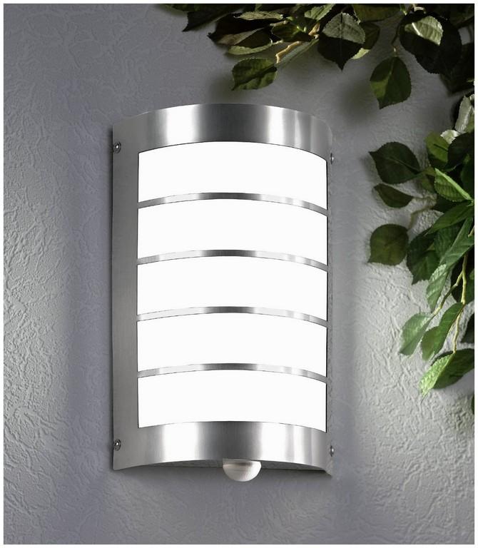 Bewegungsmelder Lampe Auen 476578 Wunderbar Lampen Aussen Mit with regard to dimensions 1308 X 1500