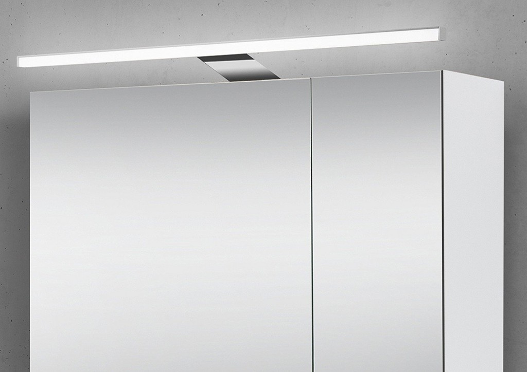 Bild Von Badezimmer Spiegelschrank Mit Beleuchtung Badezimmer inside sizing 1500 X 1061