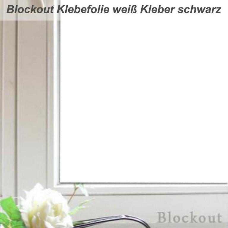 Blockout Folie Macht Fenster Absolut Blickdicht Und Lichtdicht inside size 1000 X 1000