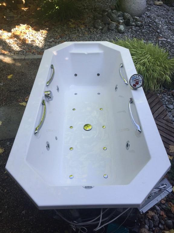 Coers Pool Pilot Whirlpool Badewanne 176x86 Cm Eur 17700 regarding proportions 1200 X 1600