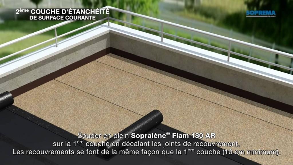 Comment Tancher Une Terrasse Avec Dalles Sur Plots Avec Isolant within proportions 1280 X 720