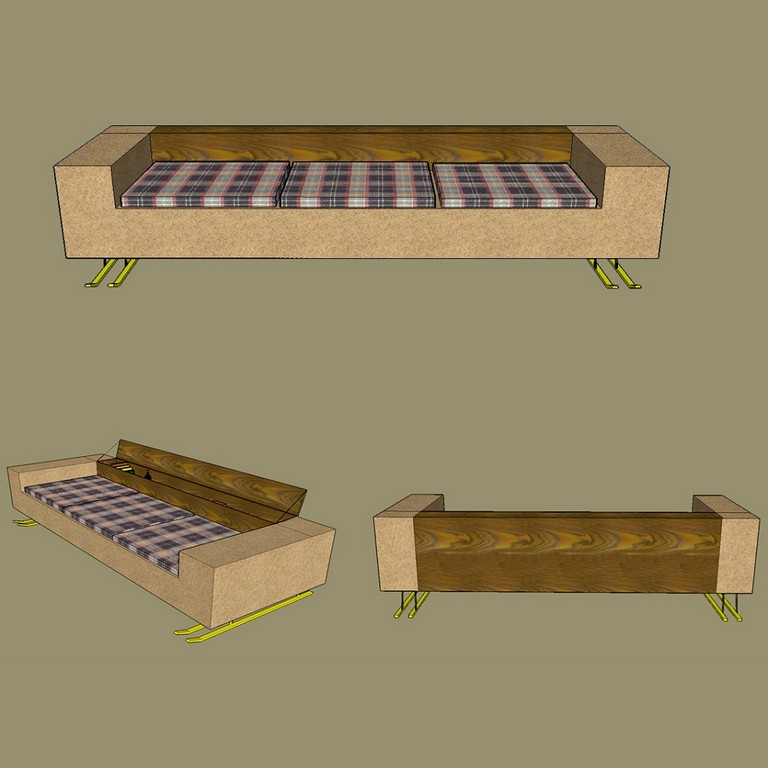 Couch Und Sofa Selber Bauen throughout dimensions 1000 X 1000