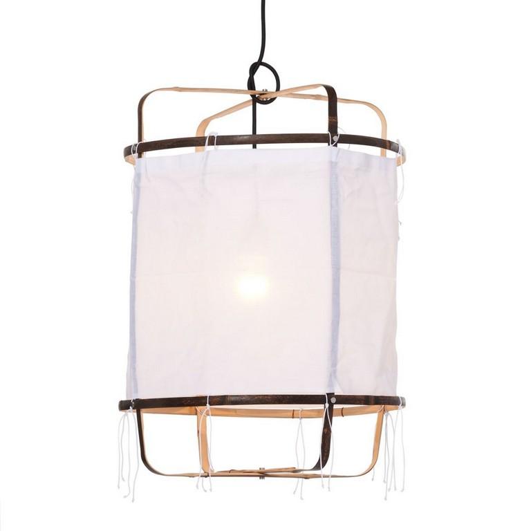 Deckenleuchte Handgewebter Baumwollschirm Asia Style Bambus Jetzt intended for dimensions 1200 X 1200