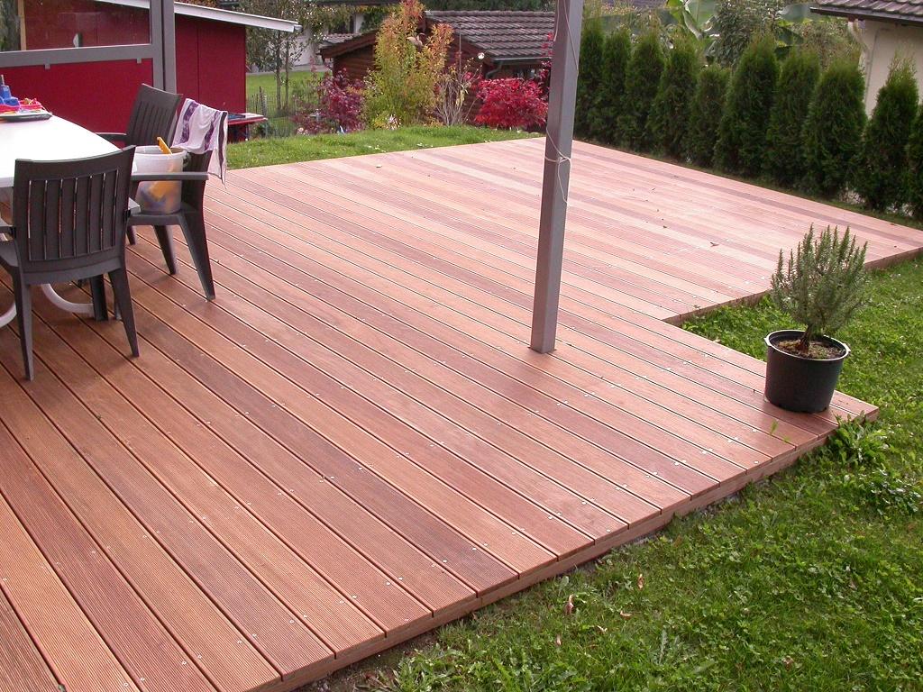 Der Experte Fr Eine Wpc Terrasse Und Balkon Bodenbelag within measurements 1024 X 768
