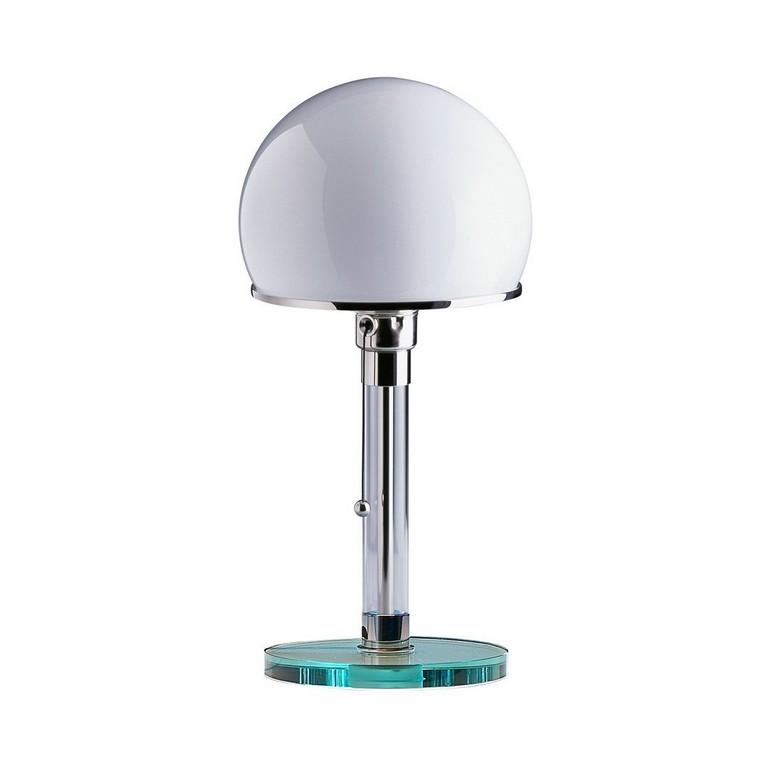 Die Bauhaus Lampe Wg 24 Von Wilhelm Wagenfeld for proportions 1200 X 1200