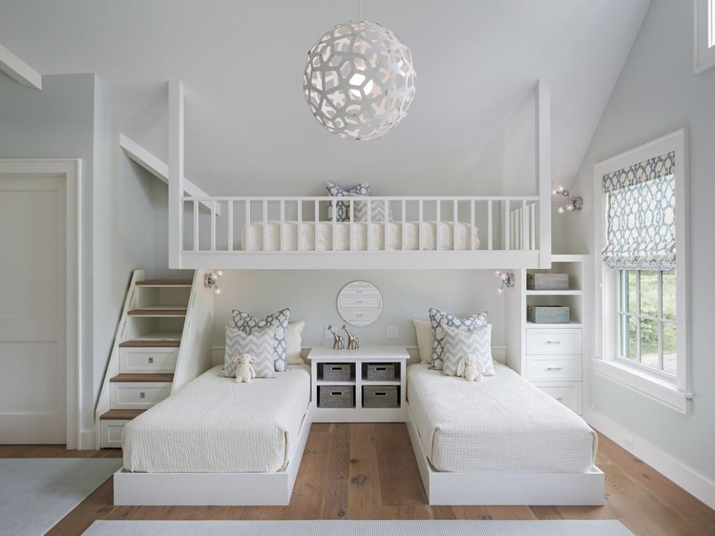 Die Kleine Wohnung Einrichten Mit Hochhbett Freshouse within measurements 1024 X 768