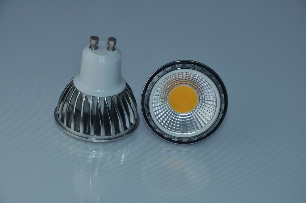 Dimbare Led Spot Gu10 Cob Warm Wit Ecobright in measurements 3216 X 2136