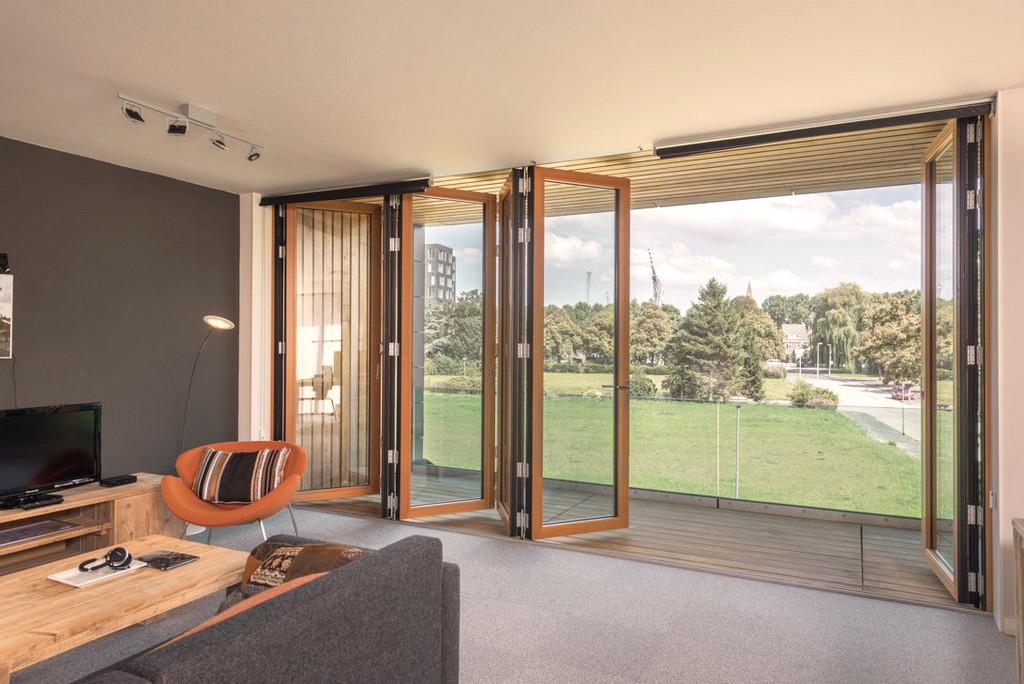Ehrfrchtige Inspiration Terrassentr Mit Fenster Und Zufriedene Von for sizing 1092 X 729