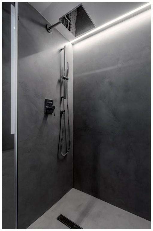Einzigartig Dusche Beleuchtung Wand 487551 Cool Badezimmer Led Bad within sizing 750 X 1127