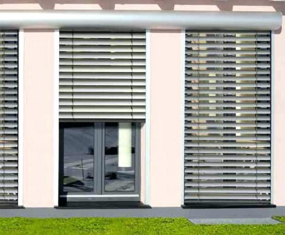 Elektrische Jalousien Aussen Fensterrollos Reparieren Rolladen intended for dimensions 1000 X 824
