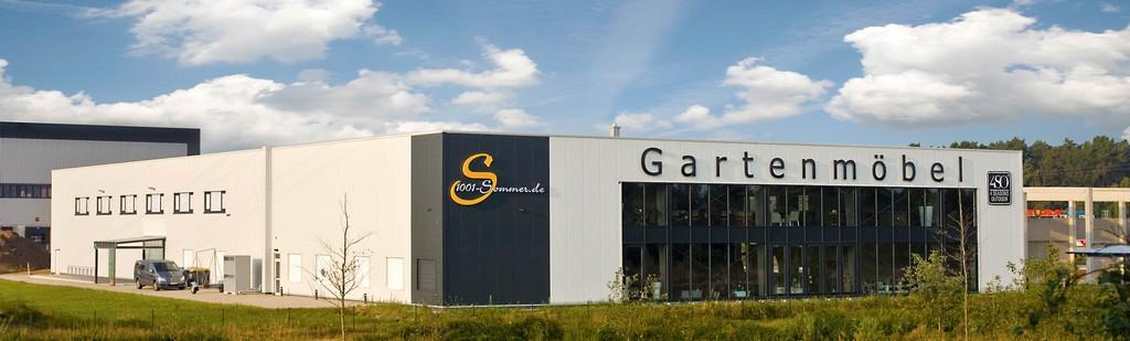 Exklusive Gartenmbel Auf 3000m Ausstellungs Verkaufsflche within proportions 2549 X 768