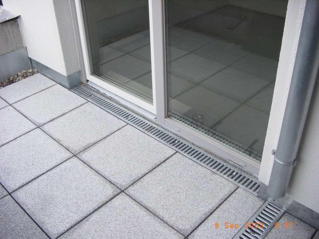 Fassadenrinne 1m Wasserrinne Rinne Entwsserung Regenrinne regarding sizing 1024 X 768