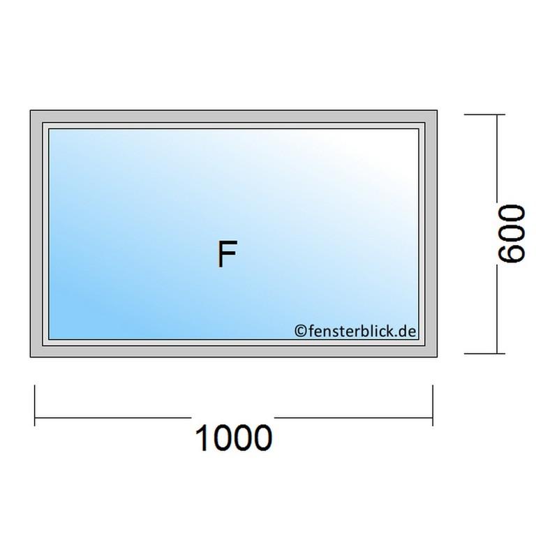 Fenster 100 X 60cm Zu Gnstigen Preisen Fensterblickde with dimensions 960 X 960