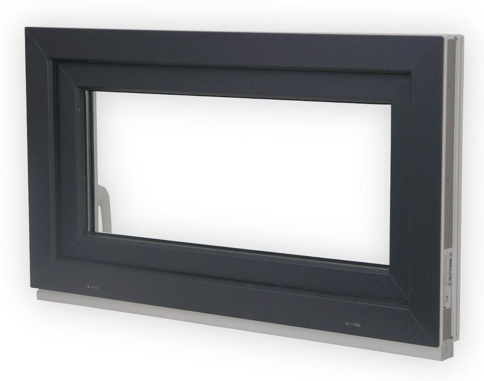 Fenster 50cm X 50cm Ral7016 Grau Anthrazit Kellerfenster inside proportions 1004 X 791