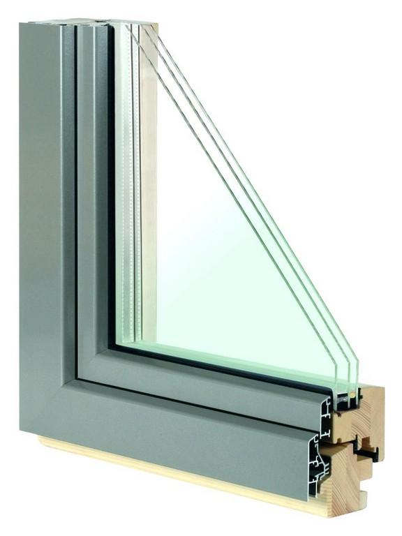 Fenster Dreifachverglasung Holz Aluminium Iv78 Mit Weru Preise with regard to measurements 885 X 1180