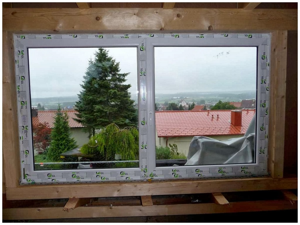 Fenster In Sandwichplatten Einbauen 609969 Kunststofffenster intended for measurements 1200 X 900