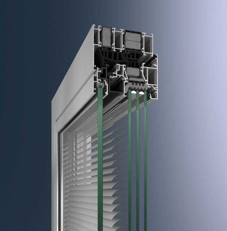 Fenster Mit Integrierter Jalousie Schco Aws 120 Cc Si Mit with regard to size 1452 X 1476