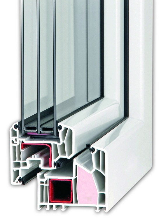 Fenster Wiedmann 3 Fach Verglasung intended for measurements 885 X 1181