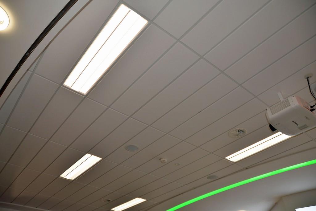 Frderprojekt Moderne Led Beleuchtung Im Servicezentrum pertaining to size 2944 X 1968
