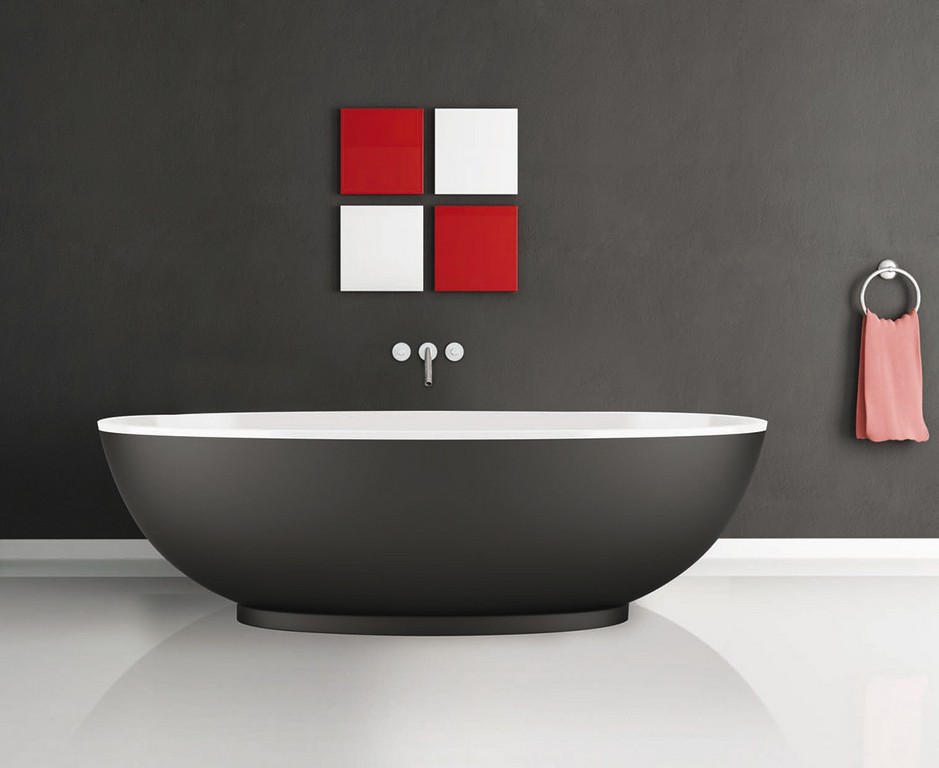 Freistehende Badewanne Isola Badefieber with regard to measurements 1200 X 981