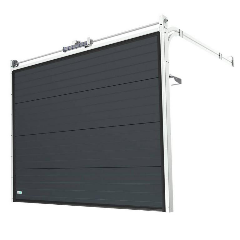 Garagentore Anthrazit Bh 2500x2000 Mm Woodgrain Hc Fenster throughout measurements 1000 X 1000