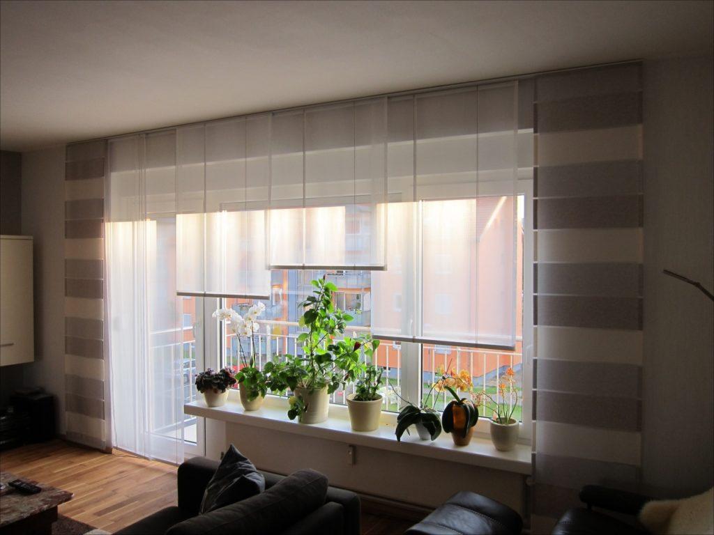 Gardinen Terrassentr Und Fenster Mit Holz Verkleiden Silber Durch in size 1024 X 768