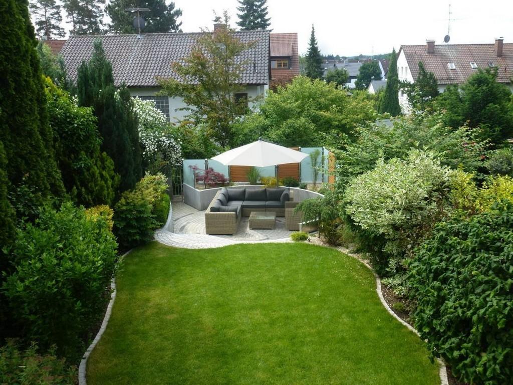 Garten Gestalten Modern Schn Neu Pflegeleichter Garten Anlegen within dimensions 1108 X 831