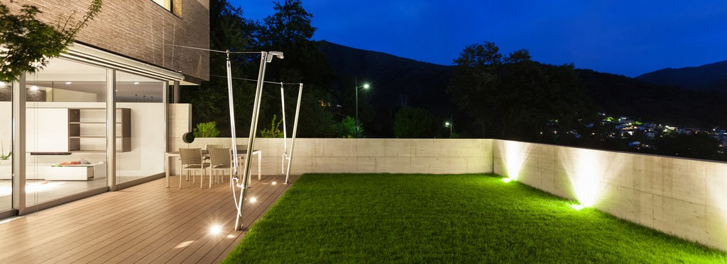 Gartenbeleuchtung for proportions 1920 X 700