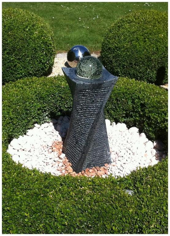 Gartenbrunnen Mit Beleuchtung 127379 Gartenbrunnen Granit Lena P345 inside sizing 800 X 1110