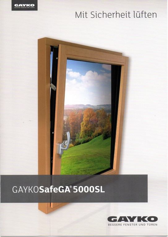Gekipptes Fenster Nach Din 1627ff Rc2 Patentiert Busch Bauelemente throughout dimensions 2481 X 3509