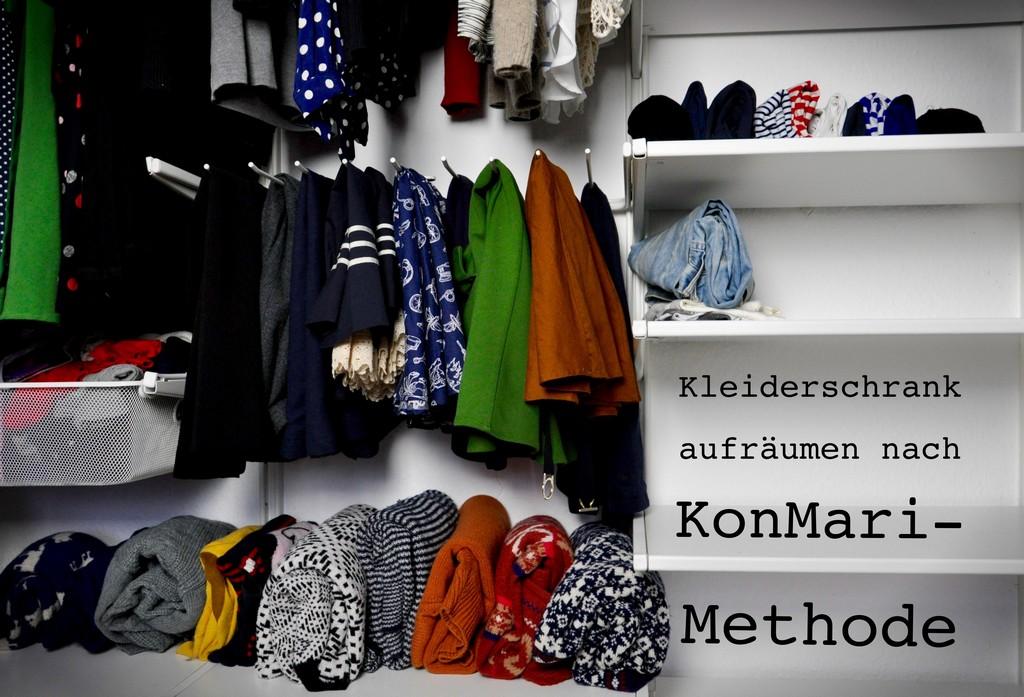 Glck Durch Leeren Kleiderschrank Aufrumen Nach Der Konmari intended for proportions 3942 X 2684