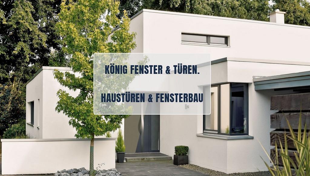 Haustren Grobottwar Knig Fenster Tren Fensterbau Trenbau for dimensions 1200 X 683