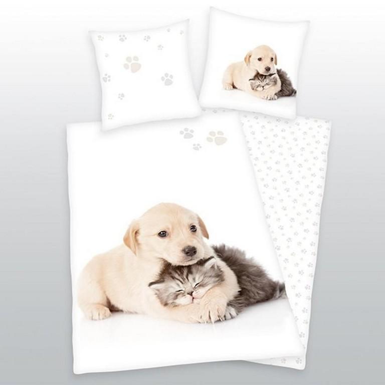 Herding Bettwsche Hund Und Katze 135 X 200cm Real inside dimensions 1024 X 1024