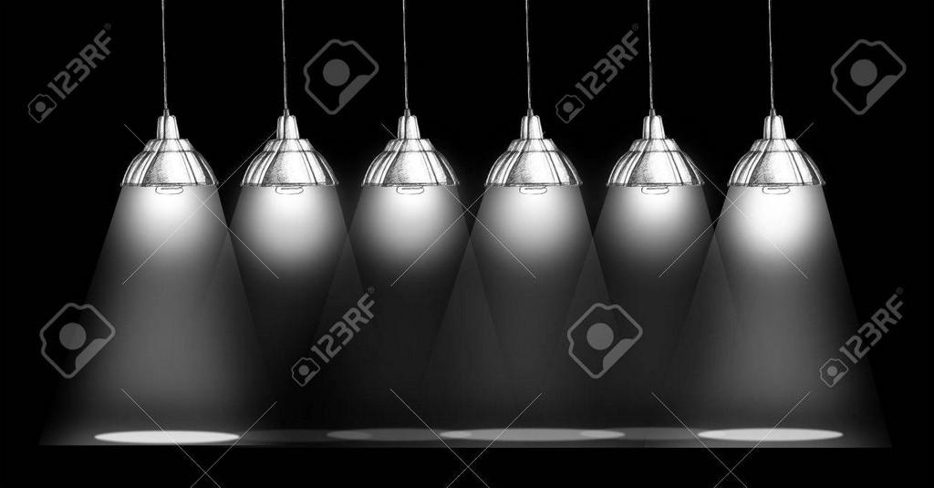 Hngelampe Und Beleuchtung Hand Zeichnen Fr Hintergrund Und Ihr regarding size 1300 X 679