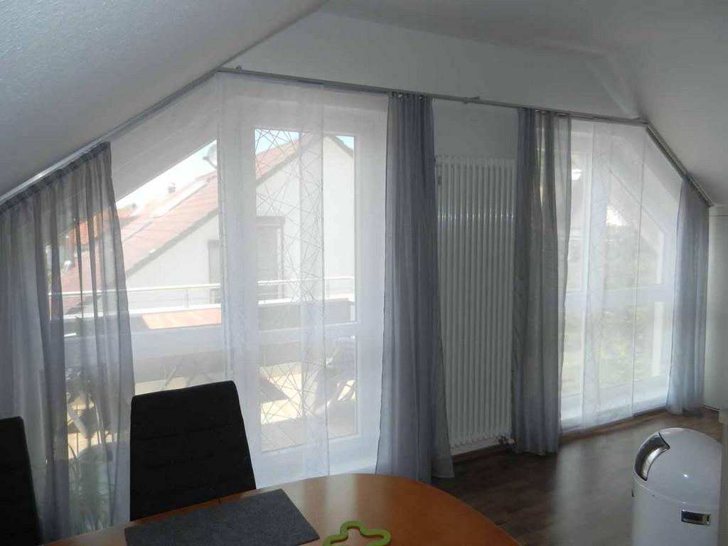 Hob Handwerk Inserat Flchen Vorhang Fr Dachschrge Und Schrge throughout proportions 1200 X 900