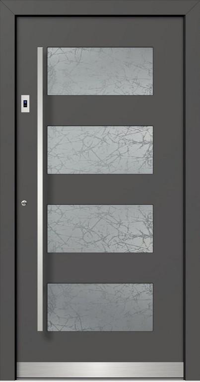 Holz Alu Haustr Avantgarde A109 pertaining to measurements 898 X 1713