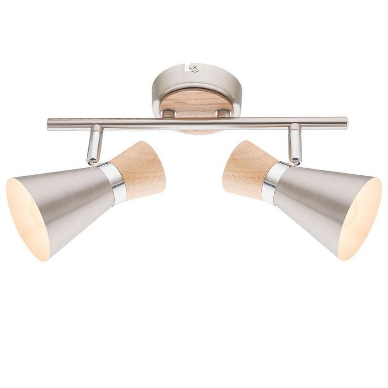 Holz Decken Leuchte Wohn Zimmer Strahler Beleuchtung Flur Lampe within dimensions 1000 X 1000