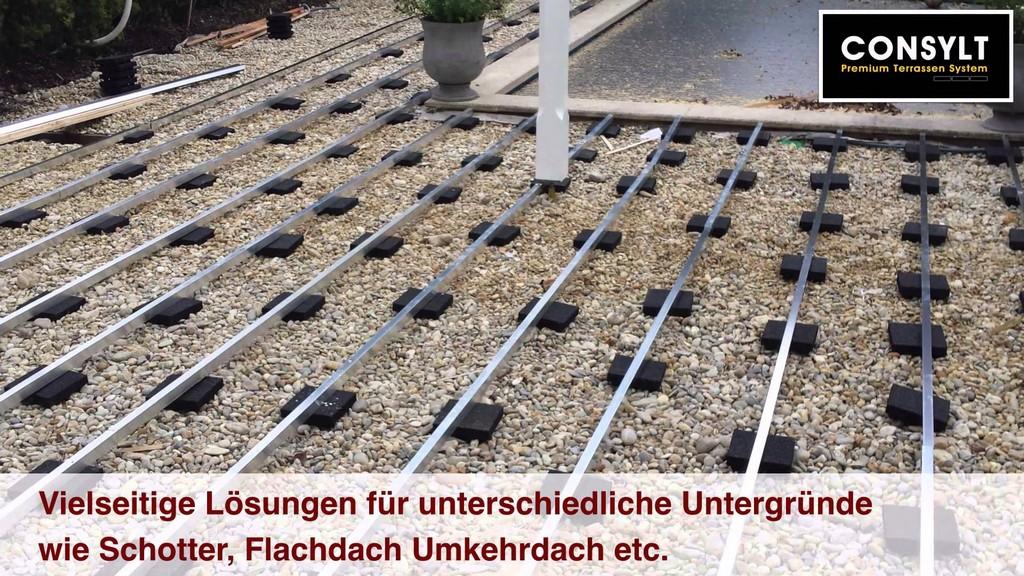 Holzterrasse Selber Bauen Unterkonstruktion Verlegen Und in dimensions 1920 X 1080
