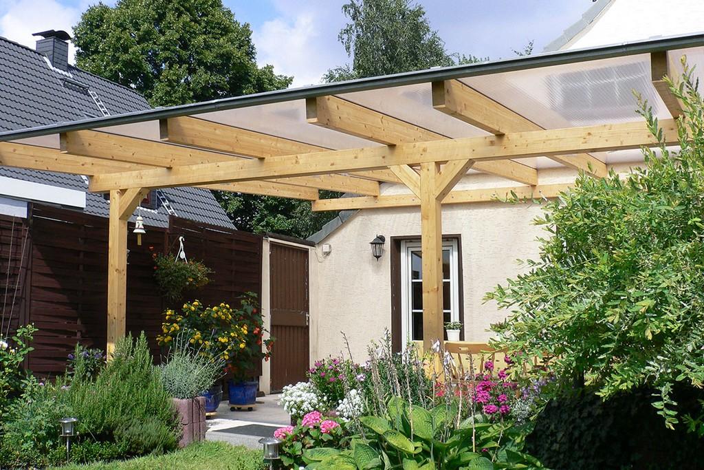 Holzterrassenberdachung Mit Statik Bis 5 M Ausladung for dimensions 1200 X 800