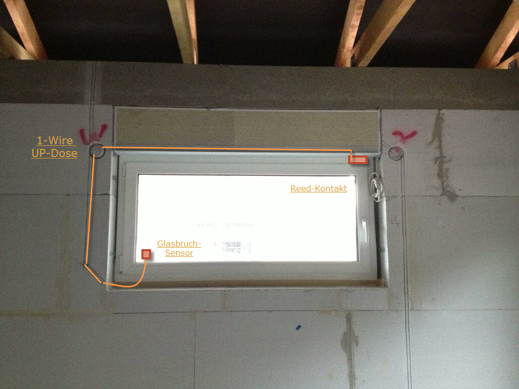 Hums Baublog Loxone Reedkontakte Und Glasbruchsensoren Fenster regarding size 1024 X 768