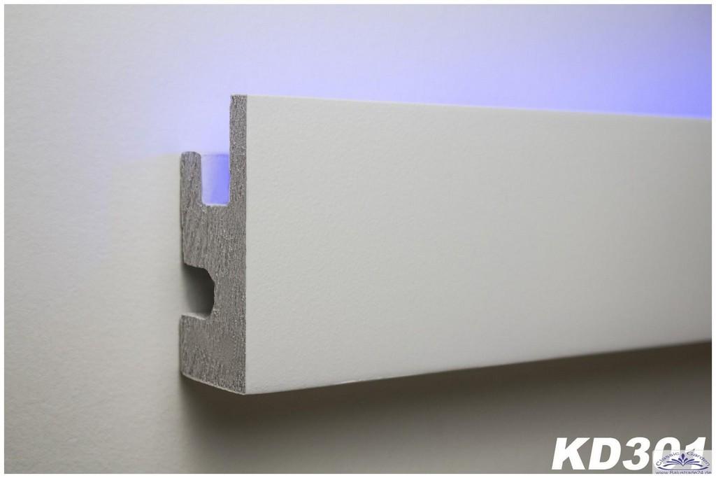 Indirekte Beleuchtung Leisten 88518 Lichtleiste Kd301 Zur Indirekten within sizing 1620 X 1080
