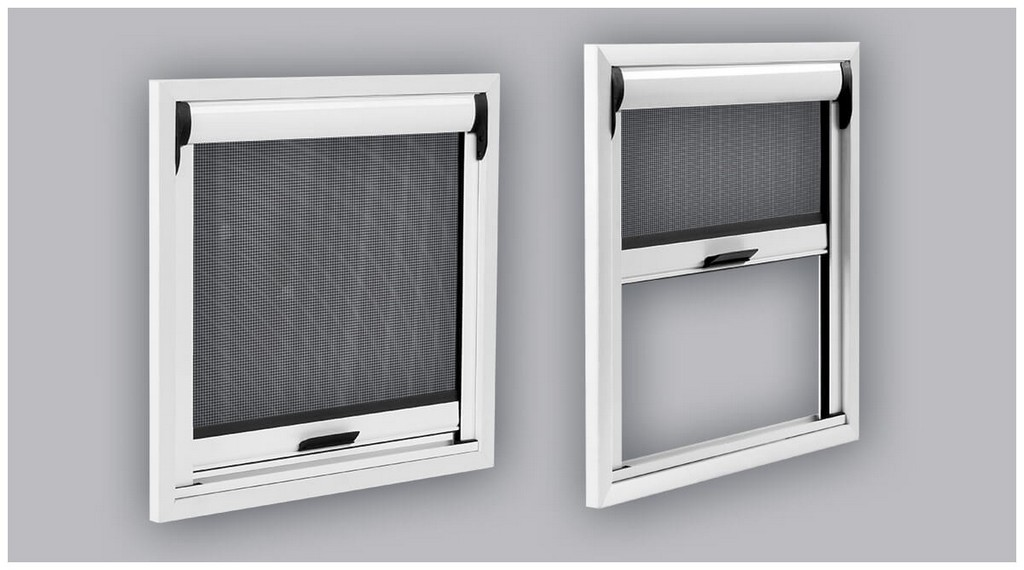 Insektenrollo Fenster 540514 Insektenschutz Rollo Frs Fenster with regard to proportions 1200 X 668