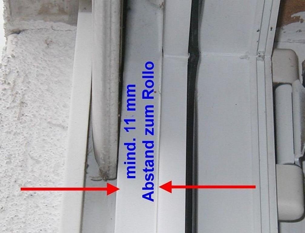 Insektenschutz Fliegengitter Fenster 110 X 130 Cm Weiss in sizing 1167 X 890