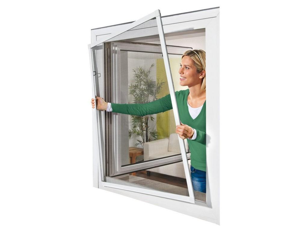 Insektenschutz Rollo Fr Fenster Plus Anthrazit 100x160 Cm Jetzt Fur in proportions 1500 X 1125