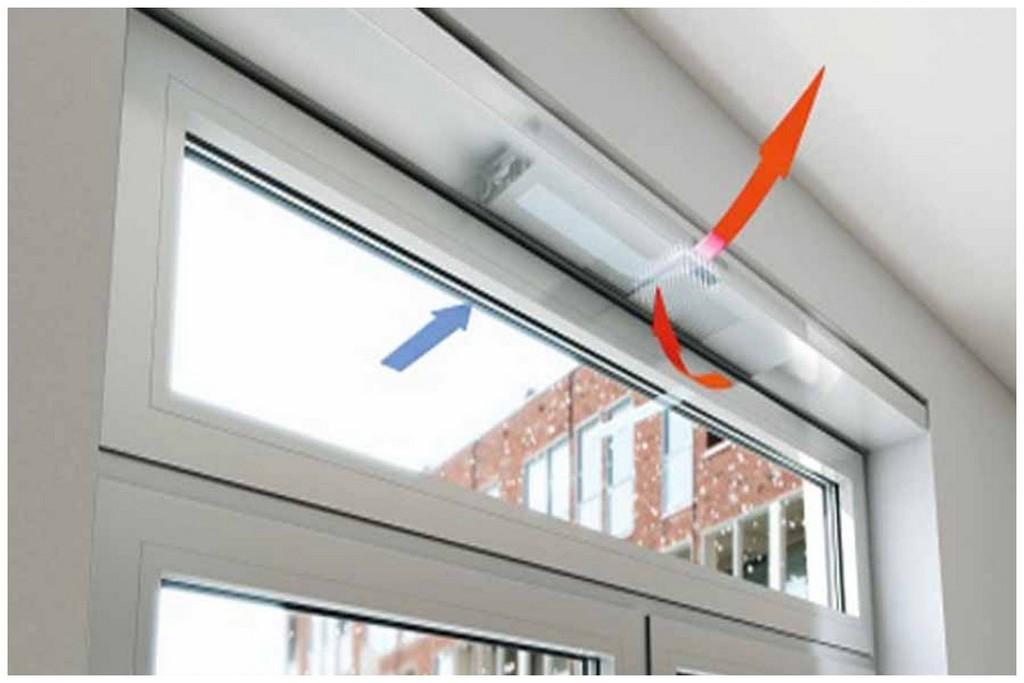 Inspirierend Fenster Mit Integrierter Lftung Bild Von Fenster Dekor with dimensions 1230 X 820