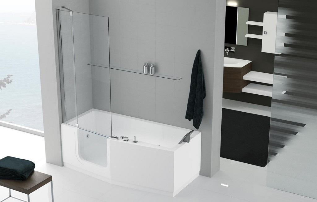 Iris Plus Novellini Barrierefreie Badewanne Elements pertaining to measurements 1600 X 1020