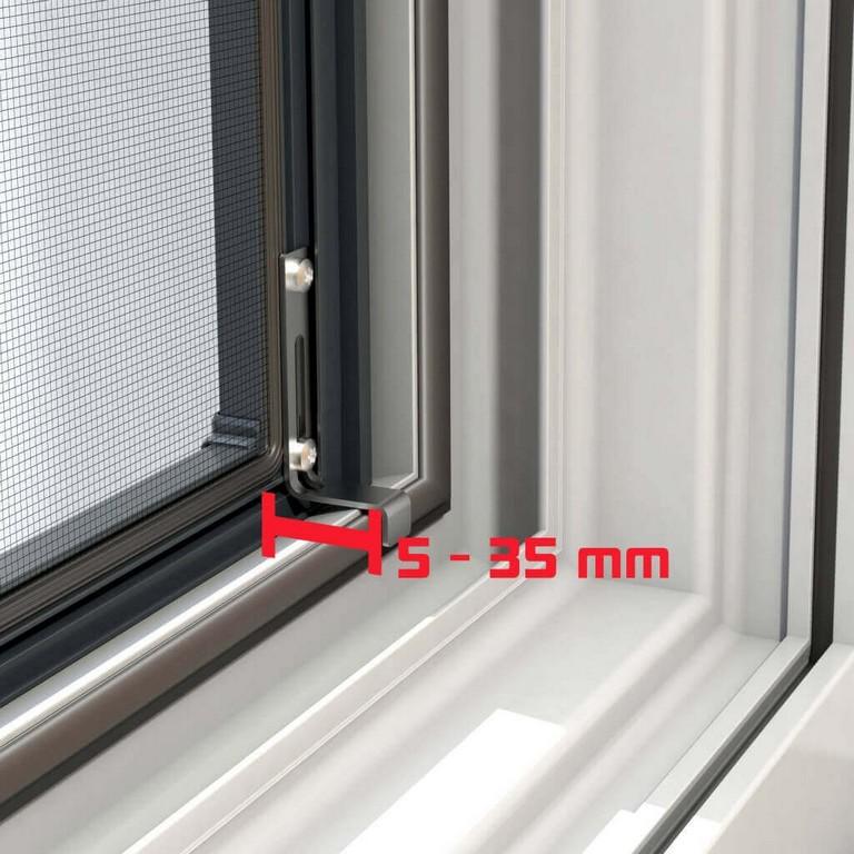 Is Plus Rahmen Fenster 100x120cm A Knauber Freizeitde intended for dimensions 1024 X 1024