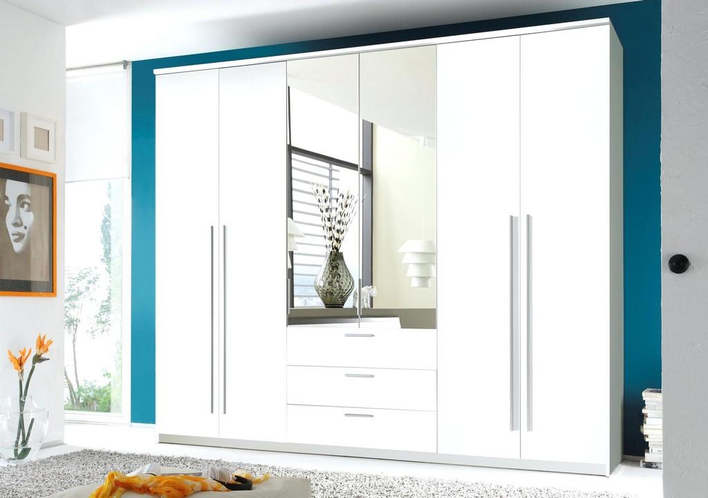 Kleiderschrank 3m Kleiderschrank Spiegel Modern Schrank Groa Nett in proportions 3157 X 2221