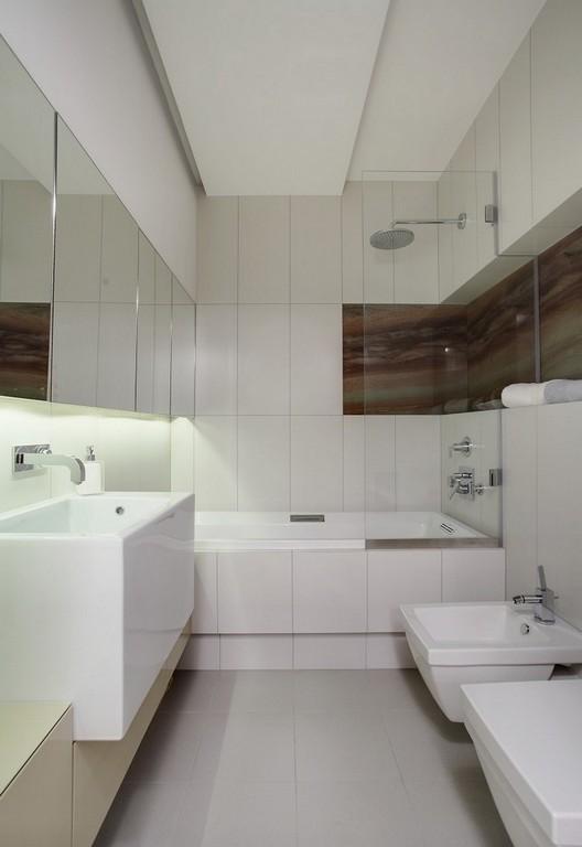 Kleines Bad Einrichten 51 Ideen Fr Gestaltung Mit Dusche throughout measurements 750 X 1091